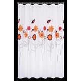 ROOM DECOR Shower Curtain 018 [RDSC018] (Merchant) - Tirai Kamar Mandi