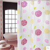 ROOM DECOR Shower Curtain Premium RDN008 [RDSC034] (Merchant) - Tirai Kamar Mandi