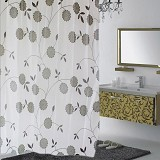 ROOM DECOR Shower Curtain Premium RDN013 [RDSC032] (Merchant) - Tirai Kamar Mandi