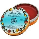 ROSEBUD Rose Mandarin Lip Balm Tin - Perawatan Bibir