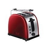RUSSELL HOBBS Legacy Toaster [21291-56] - Red - Toaster