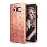 Ringke AIR Prism Case for Galaxy S8 - Rose Gold (Merchant) - Casing Handphone / Case