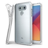 Ringke Air Case for LG G6 - Clear (Merchant) - Casing Handphone / Case