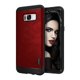 Ringke Flex S Case for Galaxy S8 Plus - Blaze Red (Merchant) - Casing Handphone / Case