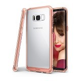 Ringke Fusion Case for Galaxy S8 Plus - Rose Gold (Merchant) - Casing Handphone / Case