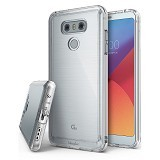 Ringke Fusion Case for LG G6 - Clear (Merchant) - Casing Handphone / Case