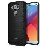 Ringke Onyx Case for LG G6 - Black (Merchant) - Casing Handphone / Case