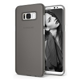 Ringke Slim Case for Galaxy S8 - Frost Gray (Merchant) - Casing Handphone / Case