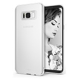 Ringke Slim Case for Galaxy S8 - Frost White (Merchant) - Casing Handphone / Case