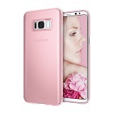 Ringke Slim Case for Galaxy S8 Plus - Frost Pink (Merchant) - Casing Handphone / Case