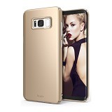 Ringke Slim Case for Galaxy S8 - Royal Gold (Merchant) - Casing Handphone / Case