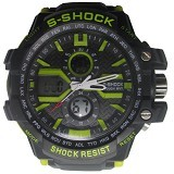 S-SHOCK Sport Watch [2168] - Yellow - Jam Tangan Pria Sport