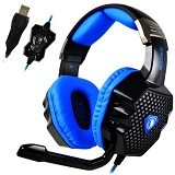 SADES Gaming Headset [SA-909] (Merchant) - Gaming Headset