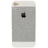 SAGA CASE ID Glitter Jelly iPhone 4/4S - Silver - Casing Handphone / Case