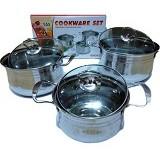 SAITO Cookware Set - Panci Set