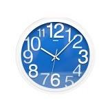 SAKANA Jam Dinding [850] - Blue (V) - Jam Dinding