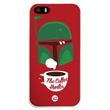 SAMAKOPI Apple iPhone 5 Case Coffee Hunter - Casing Handphone / Case