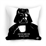 SAMAKOPI Pillow Case The Dark Side - Sarung Bantal