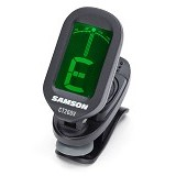 SAMSON Clip-On Chromatic Tuner [CT260V] - Tuner Klip