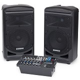 SAMSON Expedition [XP800] - Monitor Speaker System Active