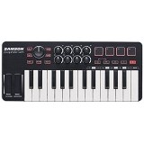 SAMSON MIDI Keyboard Controller Graphite M25 - Keyboard Controller