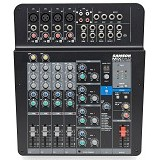SAMSON Stereo Mixer with Effects and USB [MXP124FX] - Mixer Live / Stage