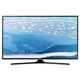 SAMSUNG 40 Inch Curved Smart TV UHD [UA40KU6300] - Televisi / Tv 32 Inch - 40 Inch