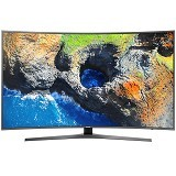 SAMSUNG 49 Inch Curved Smart TV UHD [UA49MU6300] - Televisi / Tv 42 Inch - 55 Inch
