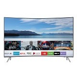 SAMSUNG 49 Inch Curved Smart TV UHD [UA49MU8000] - Televisi / Tv 42 Inch - 55 Inch