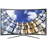 SAMSUNG 55 Inch Curved Smart TV LED [UA55M6300] - Televisi / Tv 42 Inch - 55 Inch