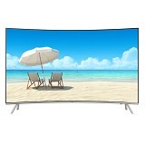 SAMSUNG 55 Inch Curved Smart TV UHD [UA55MU8000] - Televisi / Tv 42 Inch - 55 Inch