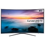 SAMSUNG 55 Inch Curved Smart TV UHD [UA55KU6500] - Televisi / Tv 42 Inch - 55 Inch
