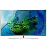 SAMSUNG 55 Inch Curved Smart TV QLED [QA55Q8C] - Televisi / Tv 42 Inch - 55 Inch