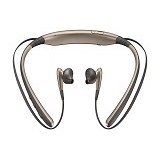 SAMSUNG Bluetooth Level U [EO-BG920BFEGWW] - Gold - Headset Bluetooth