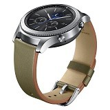 SAMSUNG Classic Strap For Gear S3 [ET-YSL76MGEGWW] - Green - Casing Smartwatch / Case