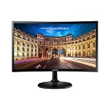 SAMSUNG Curved Monitor 21.5 Inch [C22F390FHE] - Monitor Led Above 20 Inch