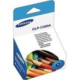 SAMSUNG Cyan Toner [CLP-C300A/SEE] - Toner Printer Samsung