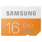 SAMSUNG Evo Micro SD 16GB with Adapter - Micro Secure Digital / Micro Sd Card