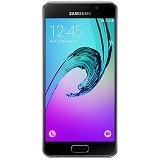 SAMSUNG Galaxy A3 [SM-A310] - Black - Smart Phone Android