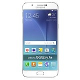 SAMSUNG Galaxy A8 - White - Smart Phone Android