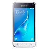 SAMSUNG Galaxy J1 [J120] 2016 - White - Smart Phone Android