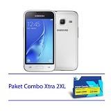 SAMSUNG Galaxy J1 Mini [J105] - 2XL - White