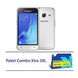 SAMSUNG Galaxy J1 Mini [J105] - 3XL - White