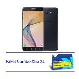 SAMSUNG Galaxy J5 Prime [SM-G570] - XL- Black