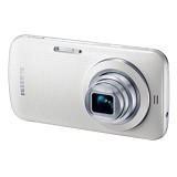 SAMSUNG Galaxy K Zoom - White - Camera Pocket / Point and Shot