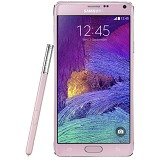 SAMSUNG Galaxy Note 4 - Blossom Pink - Smart Phone Android