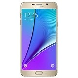 SAMSUNG Galaxy Note 5 - Gold Platinum - Smart Phone Android