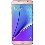 SAMSUNG Galaxy Note 5 - Pink - Smart Phone Android