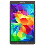SAMSUNG Galaxy Tab S 8.4 LTE - Titanium Bronze / Silver - Tablet Android