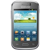 SAMSUNG Galaxy Young [GT-S6310] - Silver - Smart Phone Android